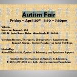 Woodstock Autism Fair